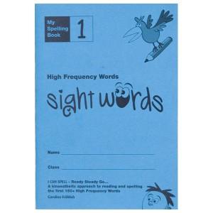 My Spelling Book 1